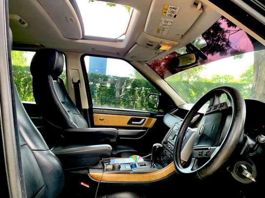 2010 Rover Range Rover Sports image 9