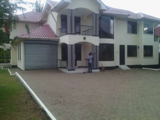 4MASTERBEDROOMS HOUSE FOR RENT AT  NJIRO image 1