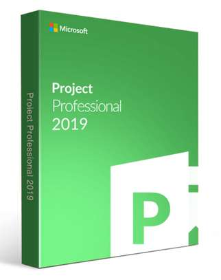 Microsoft Project 2019 Professional Product Key