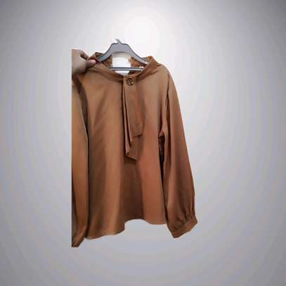Office blouse image 1