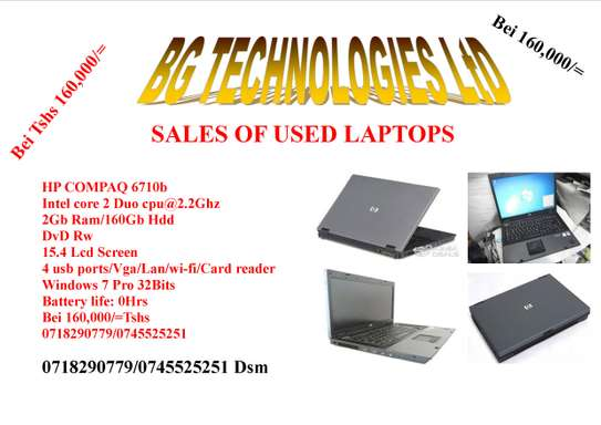 Used Laptop Only Tshs 160,000/=