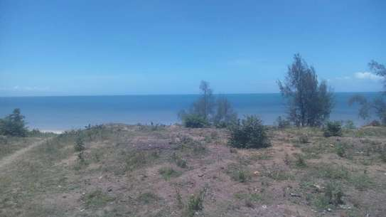 beach plot for sale at bagamoyo image 1
