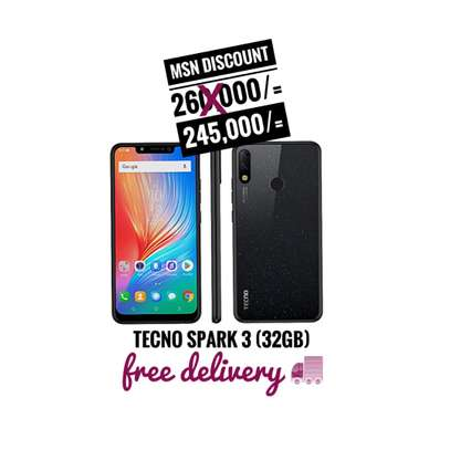TECNO spark3 (32Gb) Brand New!