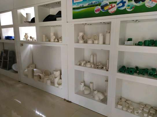 HIGH quality PVC PPR PIPE and fittings, sanitary wares image 4