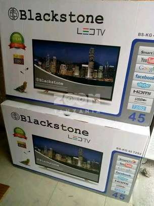 BRAND NEW BLACKSTONE 32 INCH DOUBLE GLASS SMART ANDROID....355,000/= image 3
