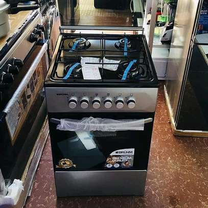 BRUHM COOKER FULL GAS