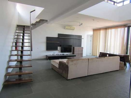3 Bedrooms Luxury Full Furnished Duplex Apartments in Masaki Peninsula