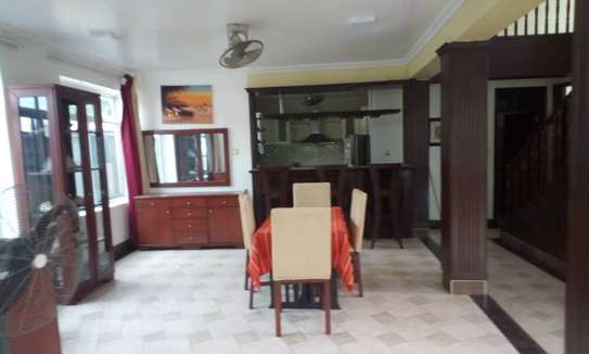 Three bedroom house for Rent (Mikocheni) with Servant quarter image 3