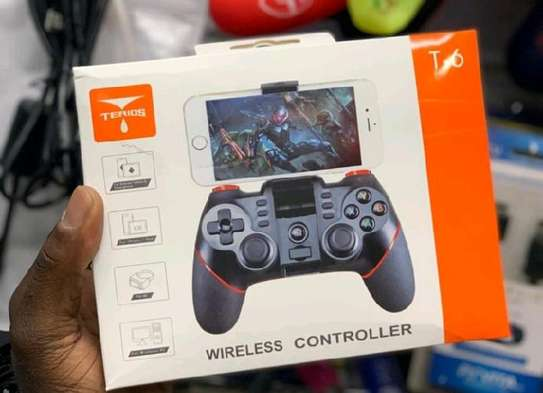 T_6 wireless controllers