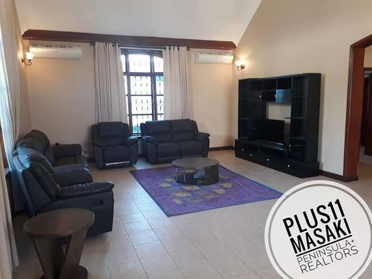 3 bedroom stand-alone furnished with servant quarters image 2
