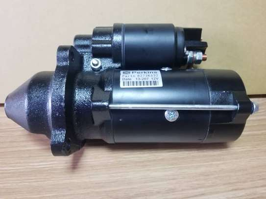 STARTER MOTORS FOR GENERATORS image 4