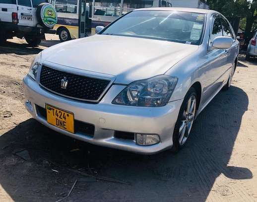 2006 Toyota Crown Athlete image 2