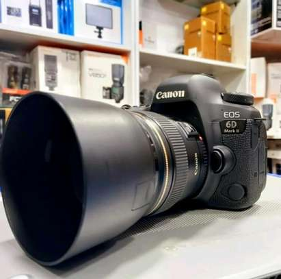 canon 6D mark ii with 85mm image 1