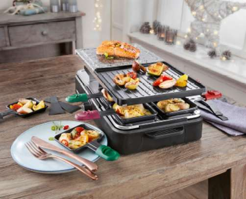 RACLETTE GRILL image 1