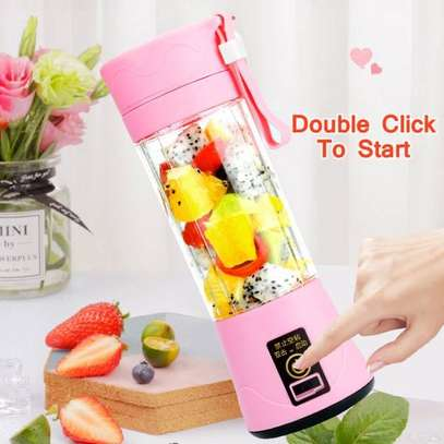 Portable and rechargeable battery juice blender image 4