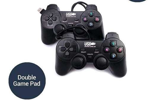 Game Pad Double Controler