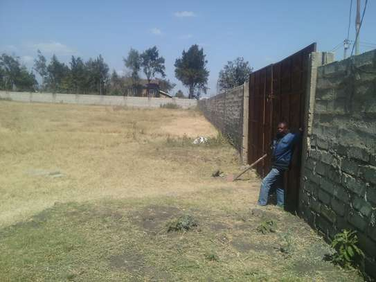 1400 titled plot for sale at njiro near the road image 1