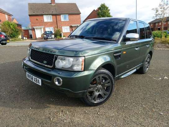 2008 Land Rover Range Rover Sport image 3