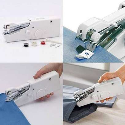 Electric Sewing Machine Portable and Cordless Stitch Mini Sewing machine