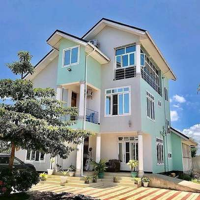 4bedroom house at mbweni