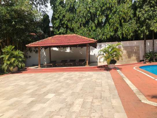 4 Bed Emabassy  House at Masaki $10000pm image 2