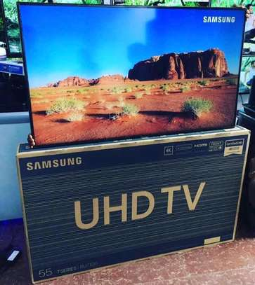 SAMSUNG UHD SMART TV 55 INCHES image 1