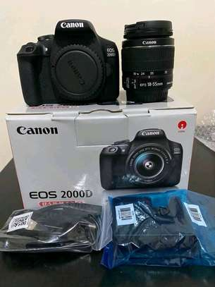 New Canon 2000D image 4