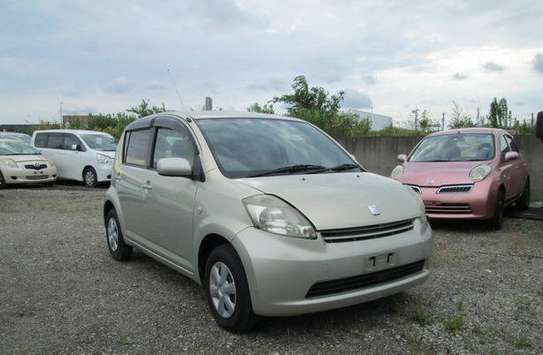 2006 Toyota PASSO TSHS 8.9MILLION ON THE ROAD