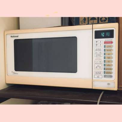 National MICROWAVE OVEN image 1