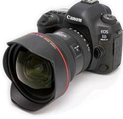 canon 5D mark iv with lens 24~105 image 1