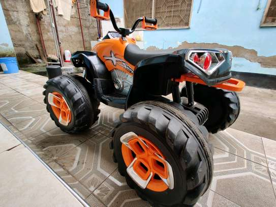 Quad Bike for Kids