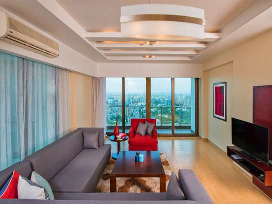 4 Bedrooms Luxury Apartments in Upanga City Center image 1