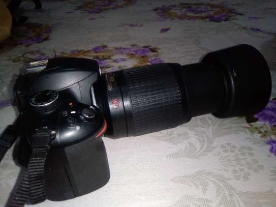 Used Nikon D3200 with good condition