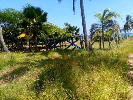 Beach plot for sale in kigamboni. image 10