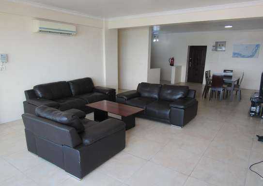 3 & 4 Bedroom Full Furnished Sea View Apartments in Kisutu