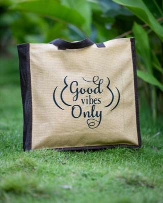Good Vibes Only Nature Bags