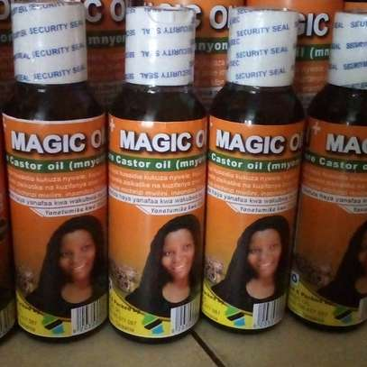 H+magic oil