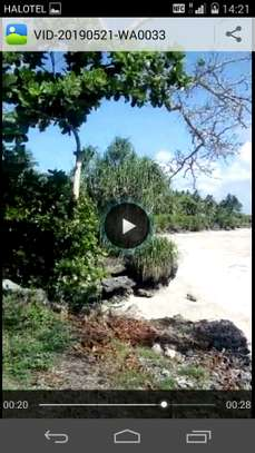 5 ACRES SEAFRONT LAND FOR SALE IN ZANZIBAR image 6