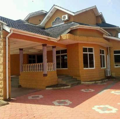 a standalone house for rent at tegeta kibo