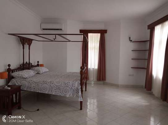3 Bdrm Furnished House at Mikocheni image 5