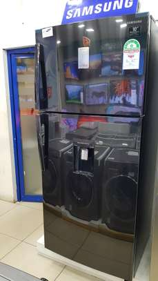 Samsung Refrigerator Twin Cool Black 530L RT67K6541BS. image 2