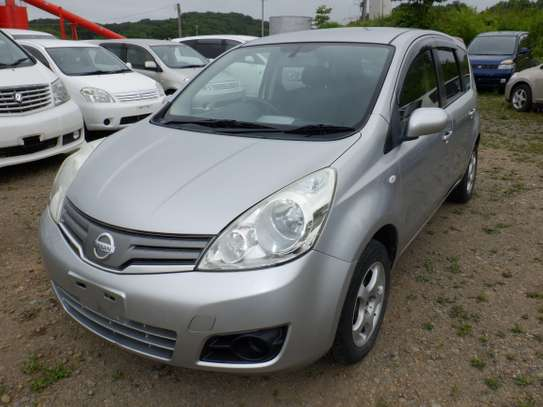 2008 Nissan Note image 5