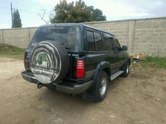 1999 Toyota Land Cruiser VX