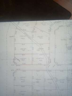 Land for sale  surveyed plots lukobe morogoro