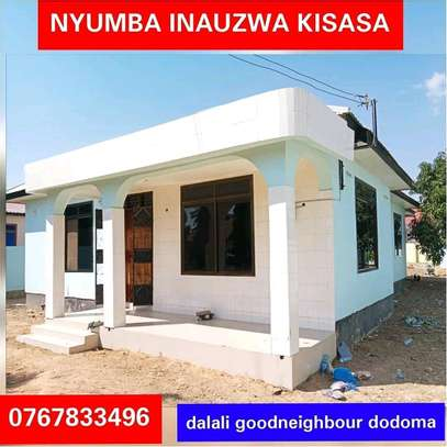 HOUSE FOR SALE AT KISASA DODOMA image 1