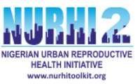 Nigerian Urban Reproductive Health Initiative (NURHI)