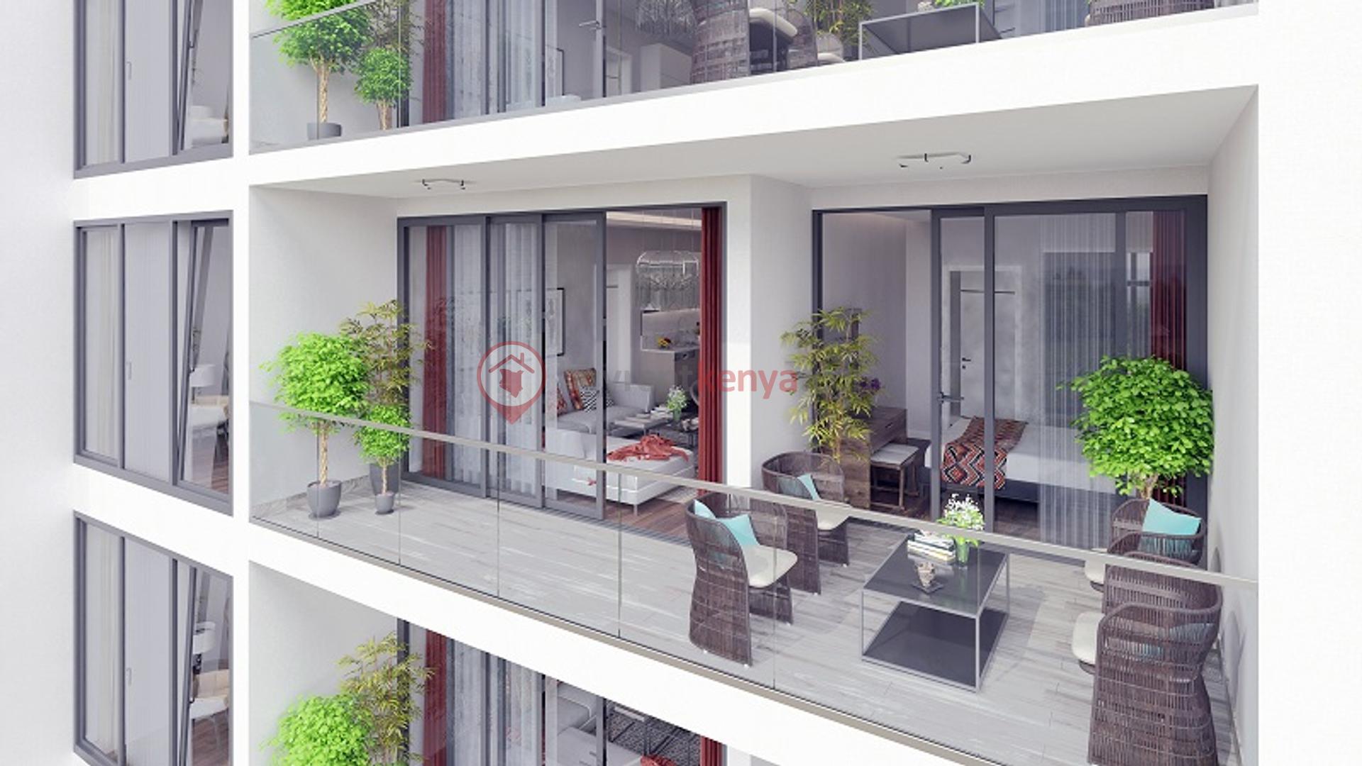 Executive 11-Balcony