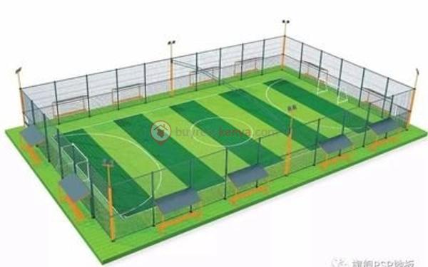 football palyground
