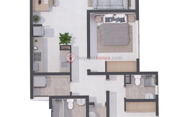 2 Bedroom DSQ (1)