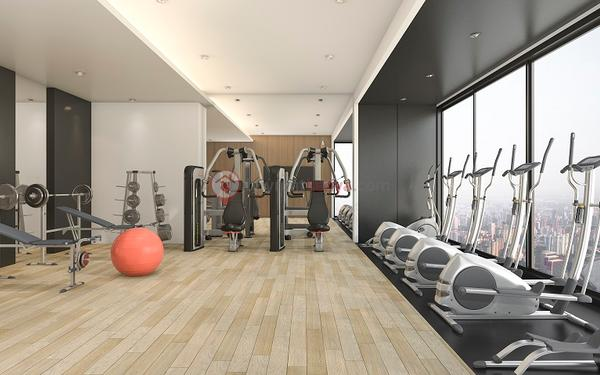 Sky View Gym Picture
